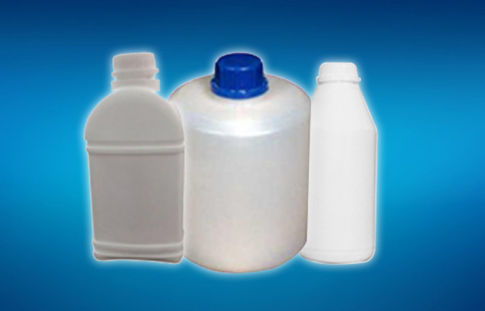 Bottles 900 ml to 100 ml